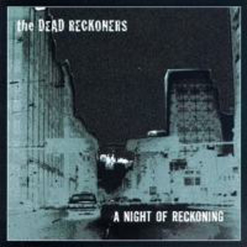 A Night of Reckoning Album Cover