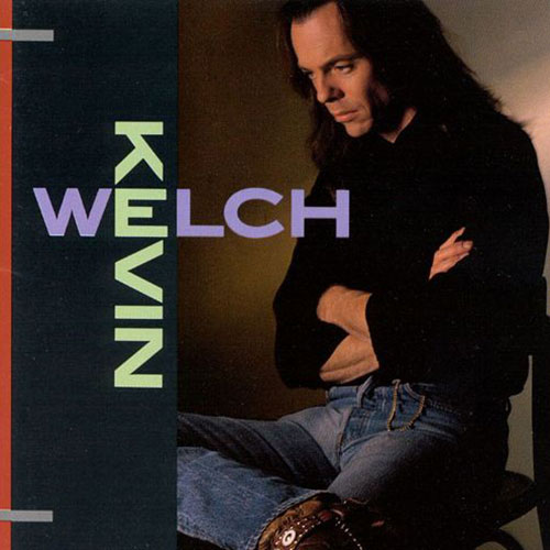 Kevin Welch Album Cover