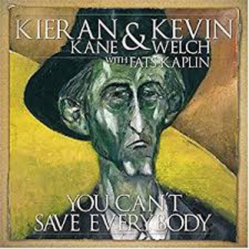 You Can't Save Everybody Album